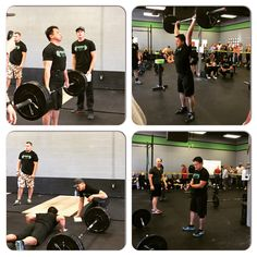 #saturday #Crossfitters #crossfit375 #benchmarkbattle great job! So proud of u @oxenmba ! Great #crossfitproblems !!