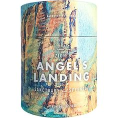 Ethics Supply Co Zion's Angel's Landing Candle: This luxurious trail inspired candle finds its inspiration high above the valley floor in Zion National Park, where peace and refuge dwell and the quiet finally has its way on one of its most famous peaks. Zion National Park, National Parks, Aromatherapy Candles, Luxury Candles, Watercolor Artists, Biodegradable Products, Candle Jars, Landing, Artwork
