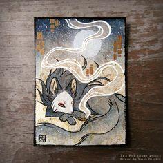 Smoke I by TeaKitsune.deviantart.com on @DeviantArt