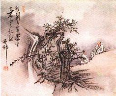 (Korea) by Kim Hong-do (1745-1806). ca 18th century CE. Joseon Kingdom, Korea.