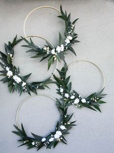 inspiration greenery Wedding Hoops with Greenery and Flowers Bridal shower decor Baby shower Backdrop Photo Backdrop floral wreath large wood hoop for decorating Gold Wedding Decorations, Wedding Wreaths, Bridal Shower Decorations, Diy Wedding, Wedding Bouquets, Bridal Shower Flowers, Wedding Ideas, Wedding Nails, Wedding Inspiration