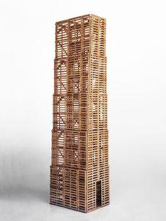 """Galeria de Arte e Arquitetura: Instalação Temporária """"Mine Pavilion"""" por Pezo Von Ellrichshausen - 7"""