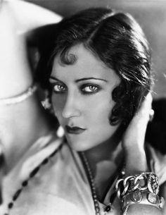 Gloria Swanson ~ as Sadie Thompson, 1928.