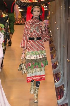 Gucci, Ready-To-Wear, Милан