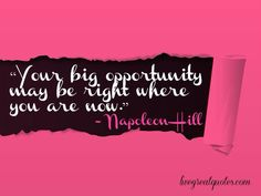 Image result for pink napoleon hill self love pic
