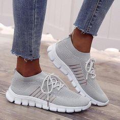 Summer Sneakers, Girls Sneakers, Slip On Sneakers, Slip On Shoes, Air Max Sneakers, Sock Shoes, Casual Sneakers, Casual Shoes, Shoes Sneakers