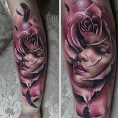 Spotlight: The Creative Realistic Tattoos Of Charles Huurman