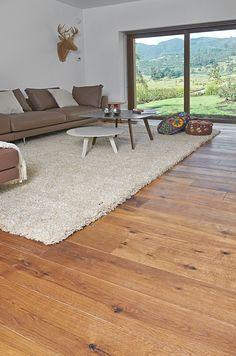 Reserva de potosí, Piso madera natural estructurada Ref. Windsor/Olde dutch