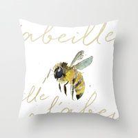 Throw Pillows by Craftberrybush   Society6
