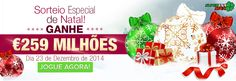 Temporada de #festas e de prêmios altos de #loteria no www.grandesloterias.com