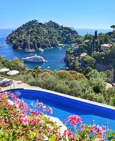 "Polubienia: 657, komentarze: 32 – Belmond Hotel Splendido (@belmondhotelsplendido) na Instagramie: ""Just another dreamy day in #Portofino! Grazie @missjetsetter for sharing colorful…"""