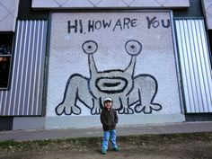 Exploring Austin's Street Art, Murals & Mosaics - Jeremiah the Innocent: & Guadalupe Austin Murals, Austin Music, Lake Travis, Sea Monsters, Red River, Free Fun, Mural Art, Graffiti Art, Cool Places To Visit