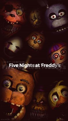 Freddy S, Five Nights At Freddy's, Alice In Wonderland Drawings, Creepy Games, Fnaf Wallpapers, Hippie Painting, Fnaf Sister Location, Fnaf 1, Tomorrow Is Another Day
