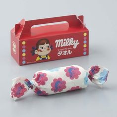 candy, milky
