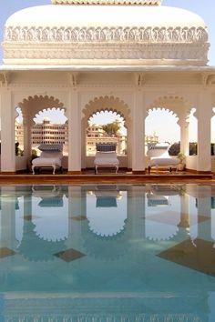 There aren't many distractions at the hotel; this is a retreat in the truest sense of the word. Taj Lake Palace (Udaipur, India) - Jetsetter