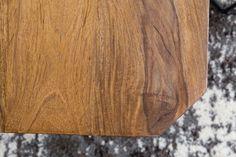 Wohnling Beistelltisch 2er Set Akola WL5.209 Satztisch aus Sheesham Massivholz und Metall #Beistelltisch #Wohnzimmer #Flur #Wohnidee #Ablage #Holz #Dekoration #Einrichtung #Metall
