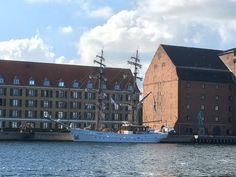 Near Maersk headquarters, Copenhagen, Denmark
