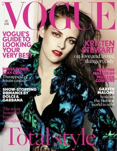 Vogue UK October 2012    English   442 pages      No other magazines combine beauty, style, glamour, design, fashion and contemporary culture in such an inspiring mix. VOGUE employs the most talented photographers, stylists, writers and editors to fill the pages each month with new trends, controversial images and challenging ideas.