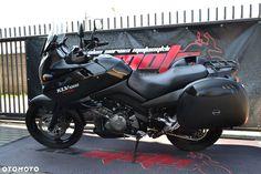 Kawasaki KLV Kawasaki KLV 1000 Kufry boczne handbary Gwarancja RATY - 2