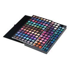 Paleta de maquiagem 252 cores da paleta de sombras maquiagem sombra paleta de maquiagem sombra de olho 252 fosco sombra de olho em Sombra de Beleza & saúde no AliExpress.com | Alibaba Group