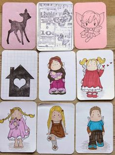 Project Life Norge: DIY: Eigne pyntekort til Project Life- stempel Project Life, Ornament, Comics, Projects, Stamps, Log Projects, Decorating, Comic, Cartoons
