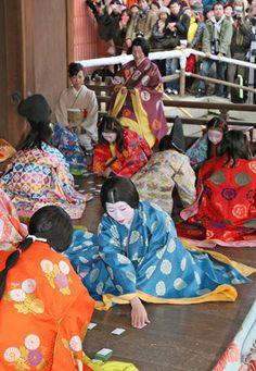 #Japan karuta