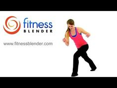 23 Minute Quiet Cardio Workout Video – Low Impact, Apartment Cardio Workout, Fitness Blender