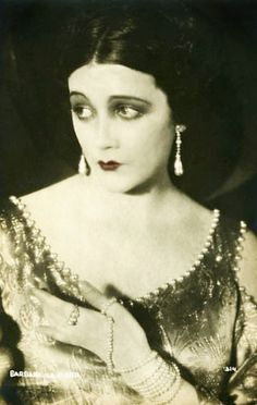 """""""When I am happy I am like a cat, sleek and purring, quite useless. It is when I am unhappy, with an ache perhaps in my heart, that I do my finest work."""" -- Barbara La Marr (Bizarre Los Angeles)"""