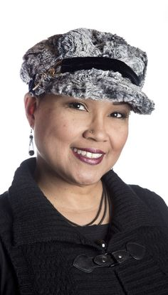 Women's Designer Hats - Fall/Winter 2015 - Pandemonium Hats   #millinery #hat #hats #passion4hats #pandemonium # feathers #pandemoniumhats #pandemoniummillinery #Seattle #WA #handmade #madeinUSA #fauxfur #crueltyfree #vintage #classic #cancer #chemotherapy #alopecia #hairloss #cap