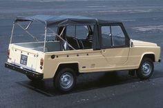 Renault 4 Rodeo '77