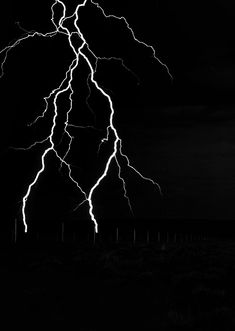Lightning veins