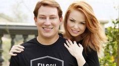 Os pastores Felipe Heiderich e Bianca Toledo fundaram uma igreja juntos