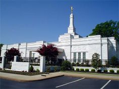 Memphis Temple. Went through this one during the open house. . .