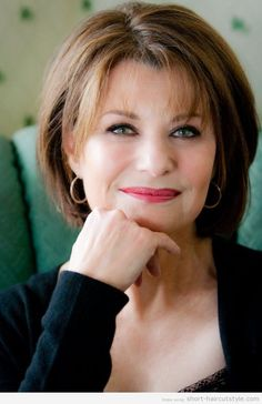 Haircuts+for+Over+50 | Related Post from Short Haircut For Women Over 50 With Fine Hair