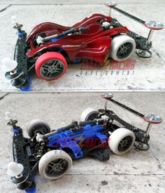 MA Chassis With Swing Arm Suspension (First Attempt)