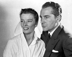 Katherine Hepburn & Rossano Brazzi
