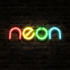 Neon Fluor Colours Lights!!! Bebe'!!! Love the vivid colors!!!