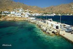 Serifos port Greece