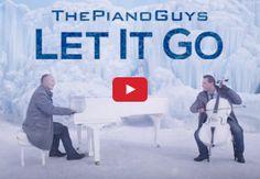 Videos | The Piano GuysThe Piano Guys #Frozen #classicalmusic BRILLIANCE
