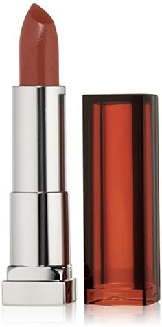 Maybelline ColorSensational Lip Color, Crazy For Coffee [275], 0.15 oz (Pack of 10) ** Check out this great product. (This is an affiliate link) #LipsMakeup