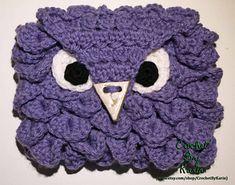 Crochet Pattern Name: Crochet Owl Clutch Free Pattern by: Crochet by Karin