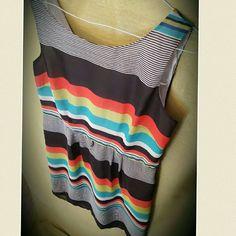 *NEW* Stripe Dress Strip dress **Never Been Worn** **Tags still attached** S.L.fashion Dresses