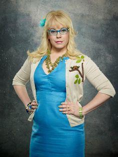 Criminal Minds - Kirsten Vangsness (Garcia)! Love all her glasses!  Wish I knew where I could get some