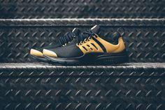 Black & Gold Cover The Nike Air Presto Essential