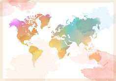 If you're looking at including a world map vector is just the thing. A world map vector is a great addition to any tourist site. Framed Maps, Framed Prints, Canvas Prints, Art Prints, World Map Art, World Map Canvas, Water Color World Map, Acrylic Wall Art, Clear Acrylic