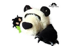 Panda Style    handmade DSLR Camera Case Bag  by BabyAccessory, $48.99