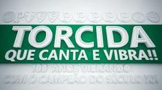 Palmeiras - Torcida que canta e vibra by Panico747