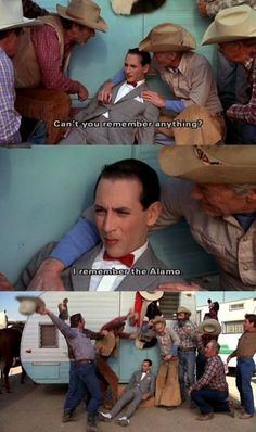 Pee Wee's Big Adventure