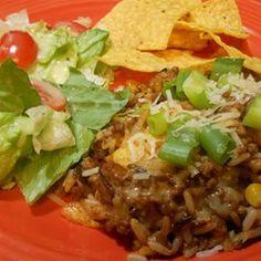 Easy One Pan Taco Skillet Recipe