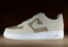 Nike Air Force 1 Low – Light Ash – Python